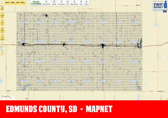Edmunds MapNet