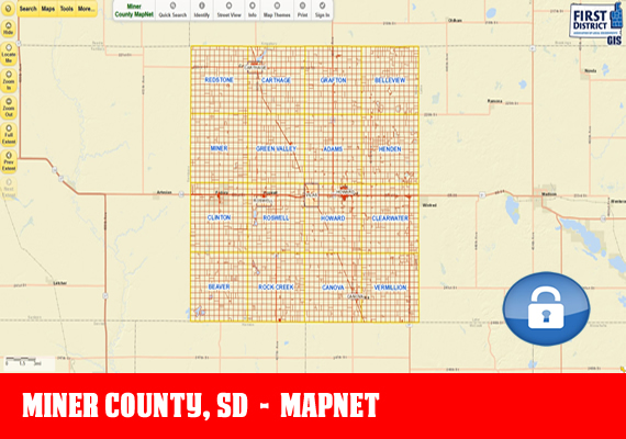 Miner MapNet