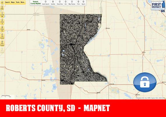 Roberts MapNet